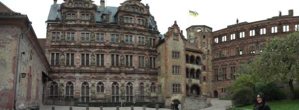 Inside der Schloss
